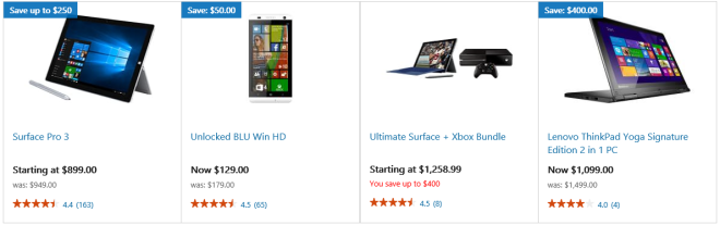 Canada Surface Pro 3 Sale