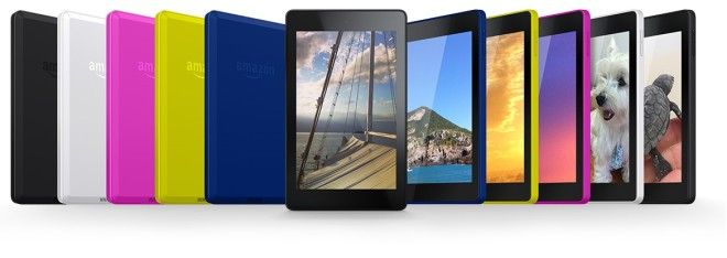 Fire HD 6 Color Options