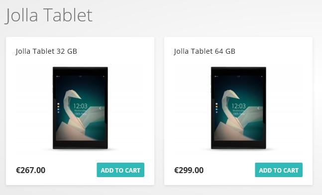 Order Jolla Tablet