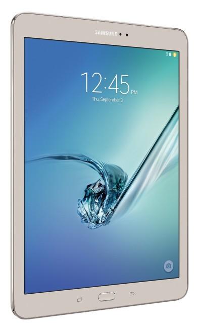 Samsung Galaxy Tab S2 9.7 gold