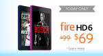 Tablet Deals August 2015 - Fire HD 6 Sale