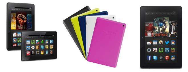 2013 - 2014 Amazon Fire HDX Tablets New