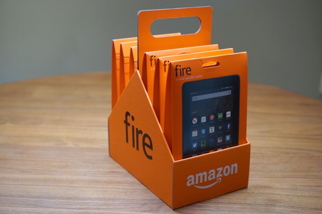 Amazon Fire 7 Six-Pack
