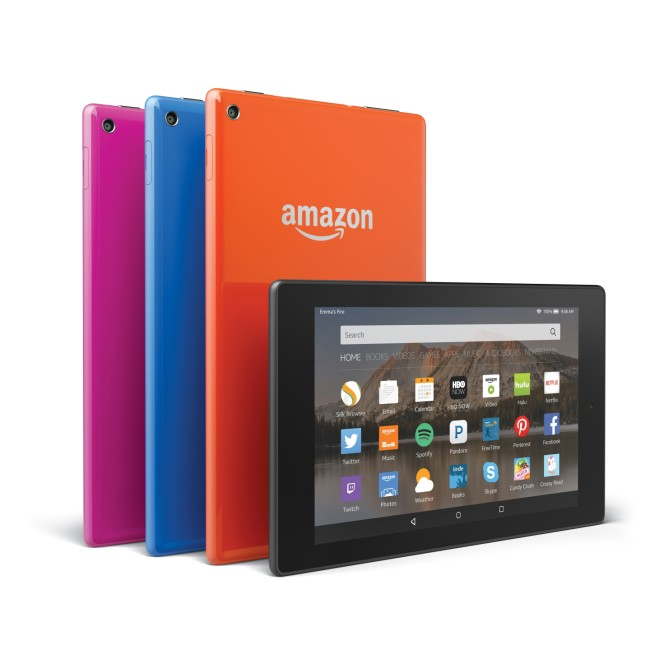 Amazon Fire HD 8
