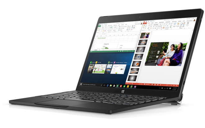 4K Dell XPS 12 Windows 10 laptop