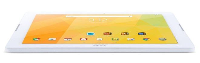 Acer Iconia One 10 Android 5.1 Lollipop tablet