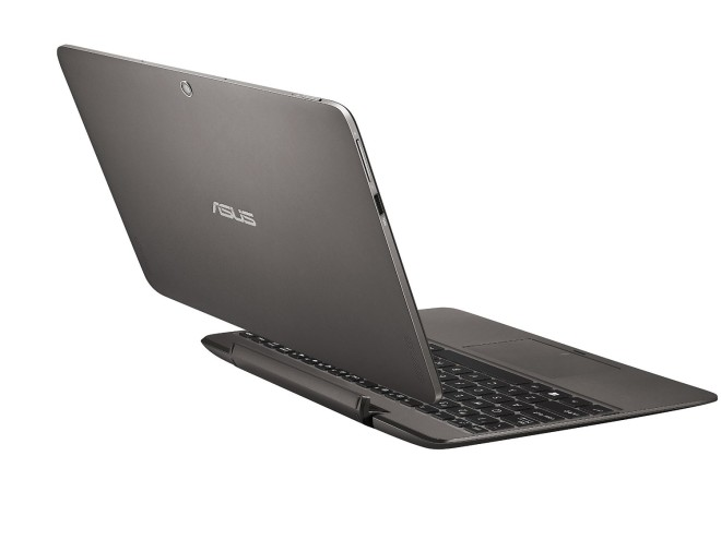 Asus Transformer Book T100HA aluminum