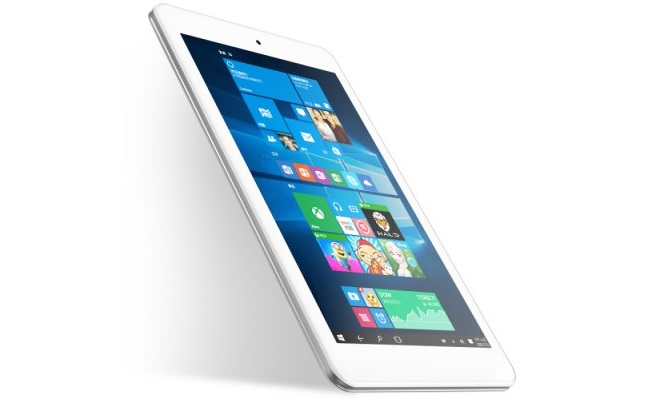 Cube iWork 8 Windows 10 tablet
