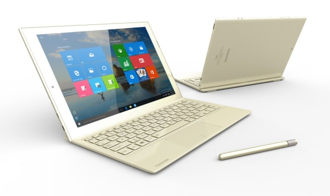 Windows 10 2-in-1 tablet