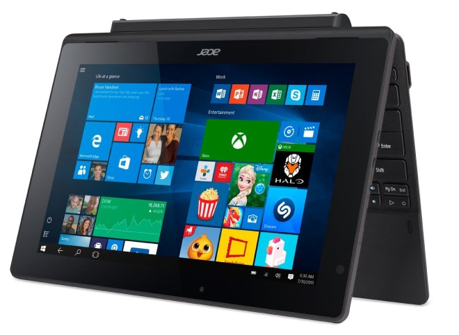 Black Friday 2-in-1 Tablet Deals Acer Aspire Switch 10 E