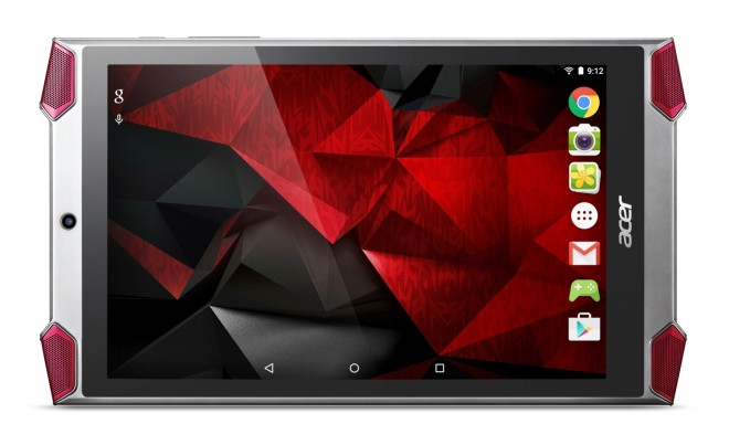 Acer Predator 8 Android gaming tablets