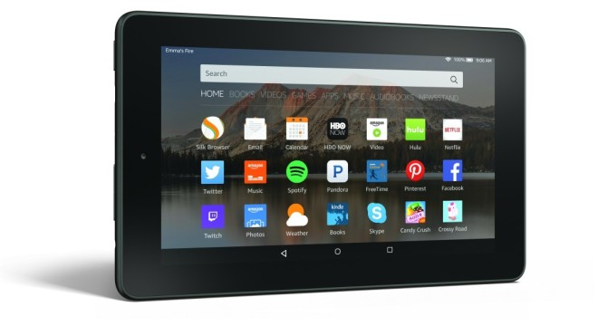 Fire HD 10 Cyber Monday Tablet Deal