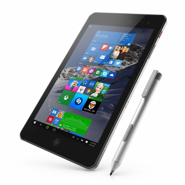 HP Envy 8 Note Windows 10 digitizer pen tablet