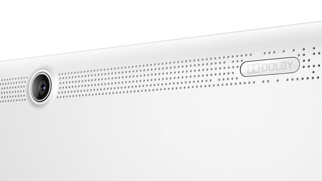 Lenovo Tab 2 A10-30 Dolby Atmos speakers