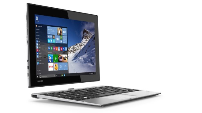 Microsoft Black Friday deal - Toshiba Satellite Click 10