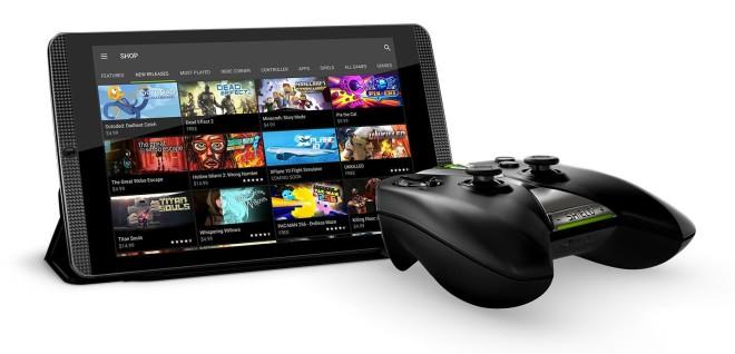 Nvidia Shield Tablet K1 controller