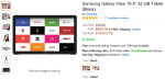 Samsung Galaxy View sale