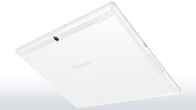 White Lenovo Tab 2 A10-30