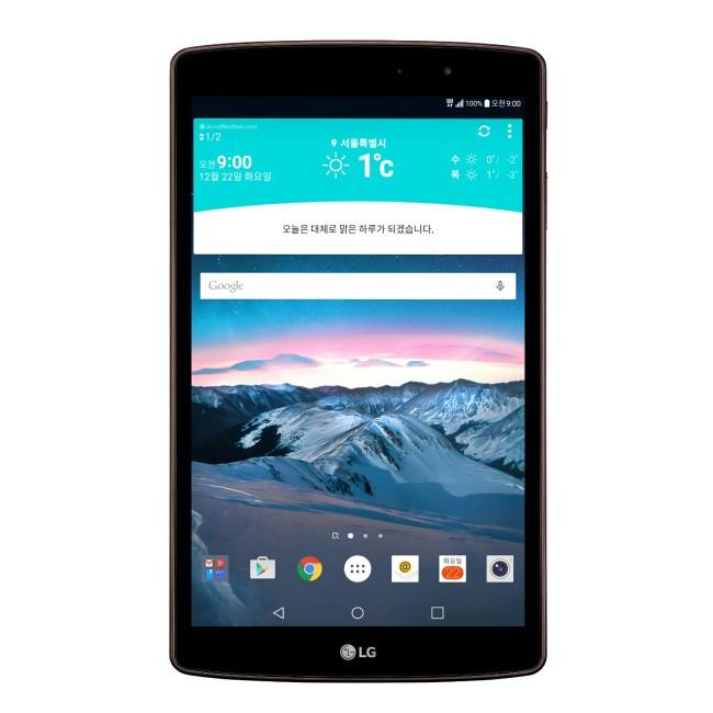 LG G Pad 2 8.3 LTE