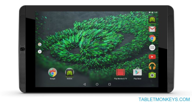 Nvidia Shield Tablet Android 6.0 Marshmallow