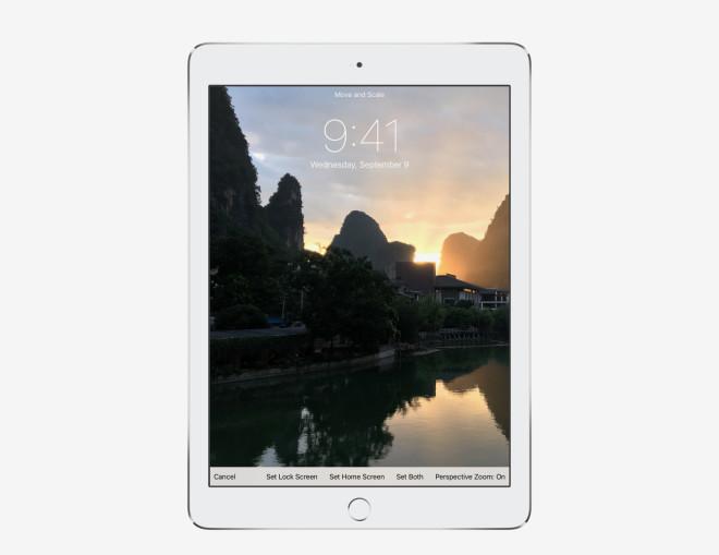 4K iPad Air