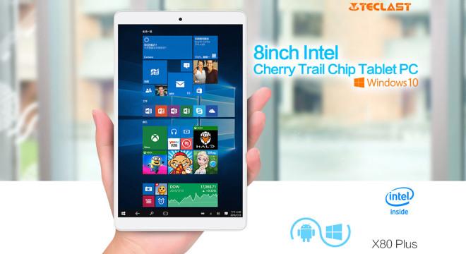 Dual OS tablet