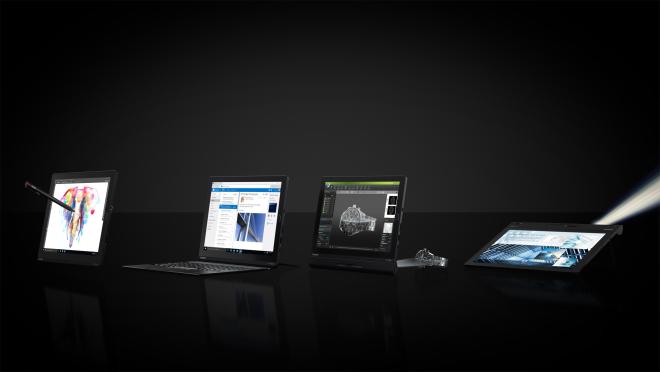Modular Tablet Lenovo ThinkPad X1 Tablet