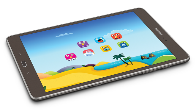 New Samsung Kids Tablet And Kids Mode For 2016