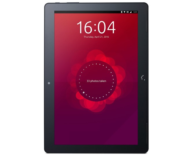BQ Aquaris M10 Ubuntu Edition Tablet