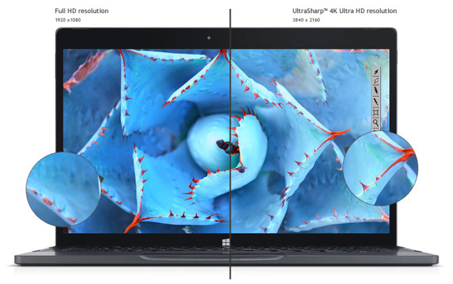 Dell XPS 12 4K sale