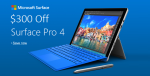 Surface Pro 4 Deal.