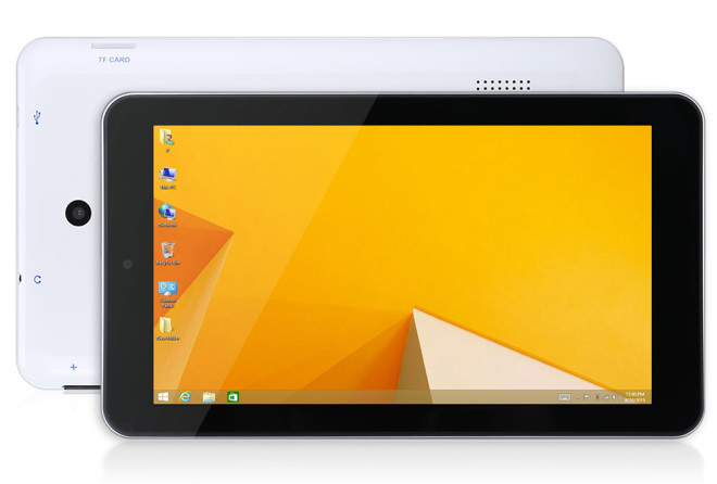 7 Inch Windows 10 tablet