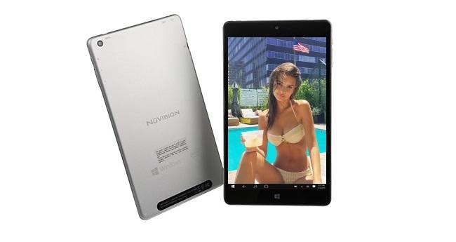 8-Inch Windows 10 Tablets