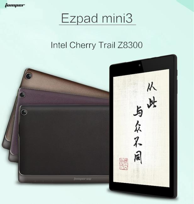 Jumper EZpad mini3 Windows 10 tablet