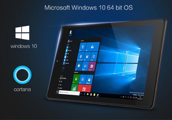 Jumper EZpad mini3 tablet