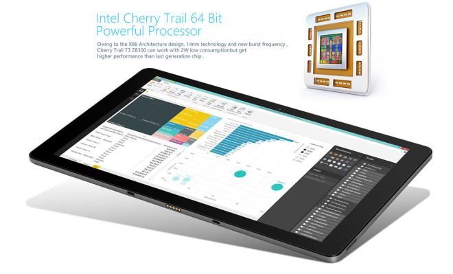 Teclast Tbook 11 processor