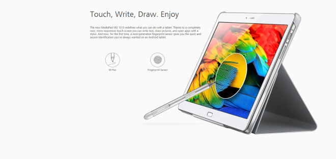 Huawei MediaPad M 2