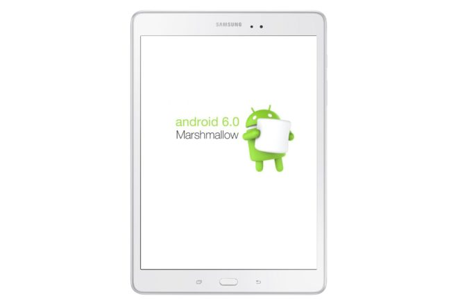 Samsung Galaxy Tab A Android 6.0 update