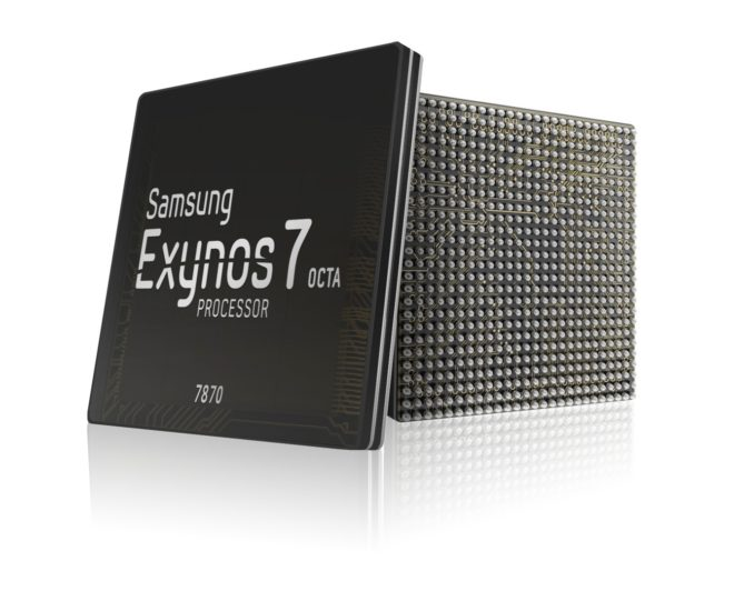 Samsung octa-core tablet
