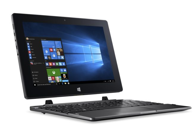 Acer Switch One 10 - Windows 10 2-in-1 img003