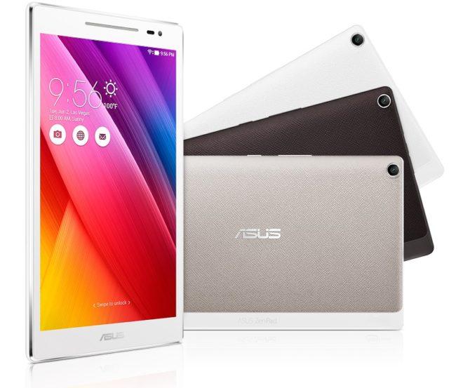 Asus ZenPad 8.0 2016-2017