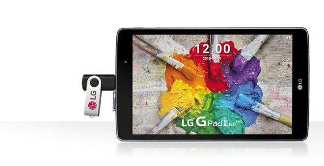 LG G Pad III 8