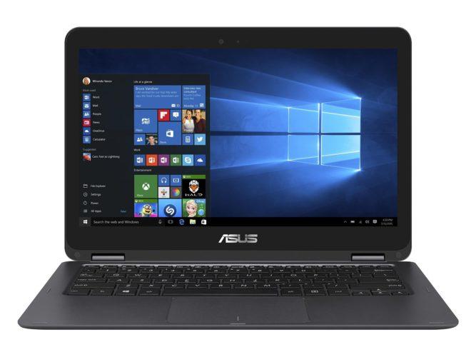 Asus ZenBook Flip (UX360CA) release date