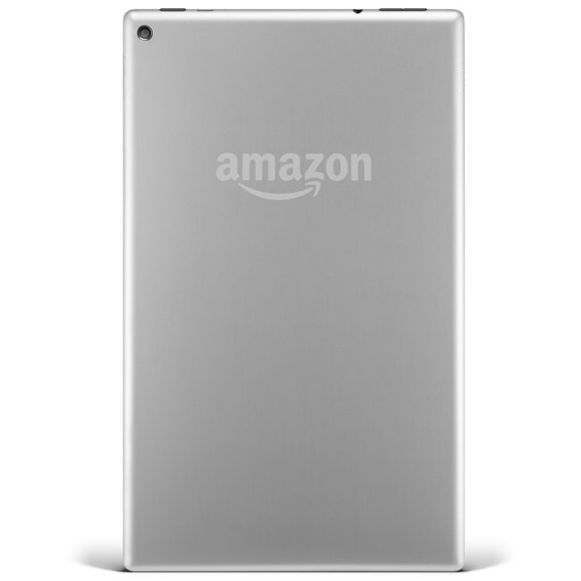 Fire HD 10 Aluminum Version Launched