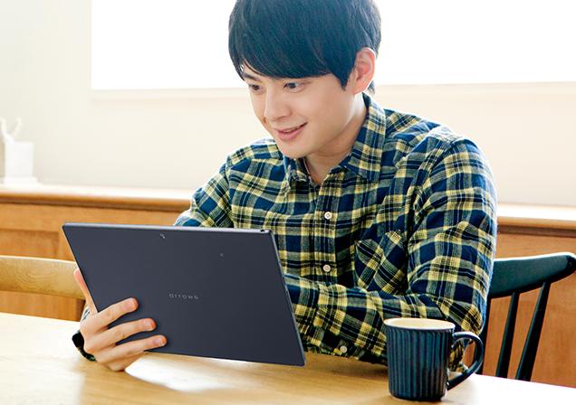 Fujitsu Android 6.0 Tablet