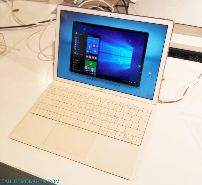 Huawei MateBook Windows 10 2-in-1
