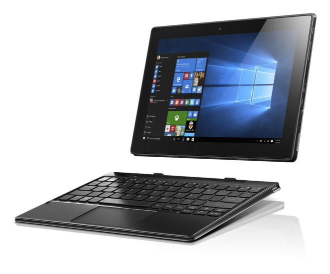 Lenovo Miix 310 Windows 10 2-In-1 Tablet