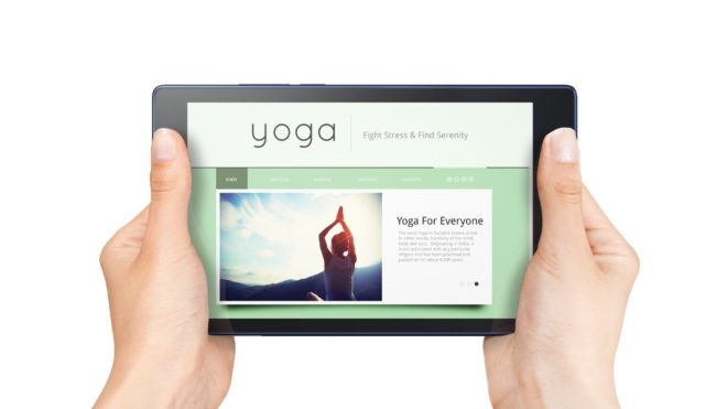 Lenovo Tab3 8 Android 6.0 Tablet