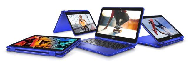 Dell Inspiron 11 3000 2016-2017 blue