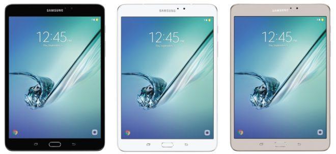 New Samsung Galaxy Tab S2 (SM-T713 & SM-T813)